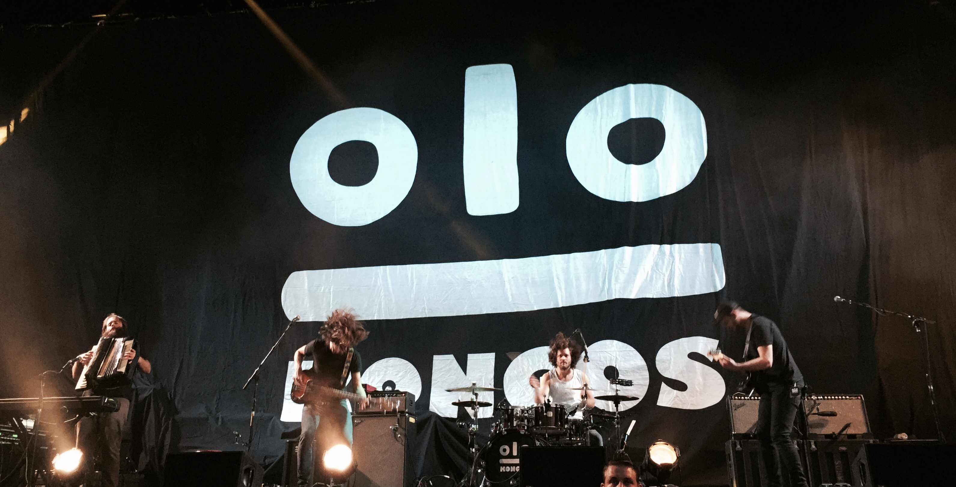 Check Out KONGOS On Ones To Watch Plus Enter To Win A Signed Poster