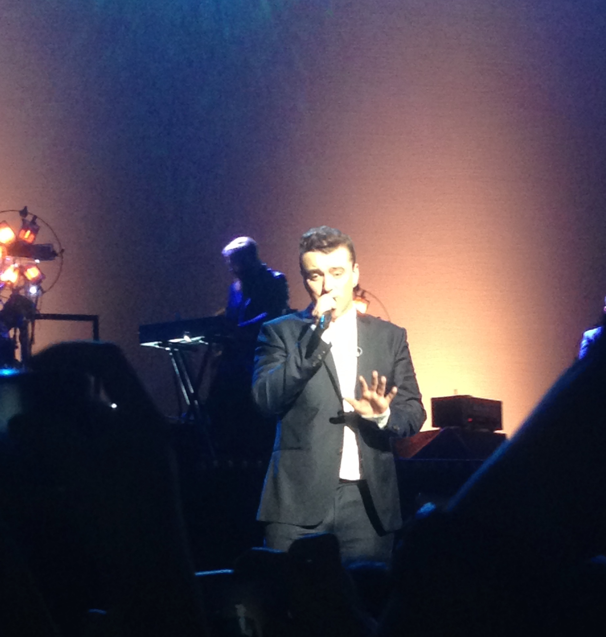 Sam Smith Plays Seattle