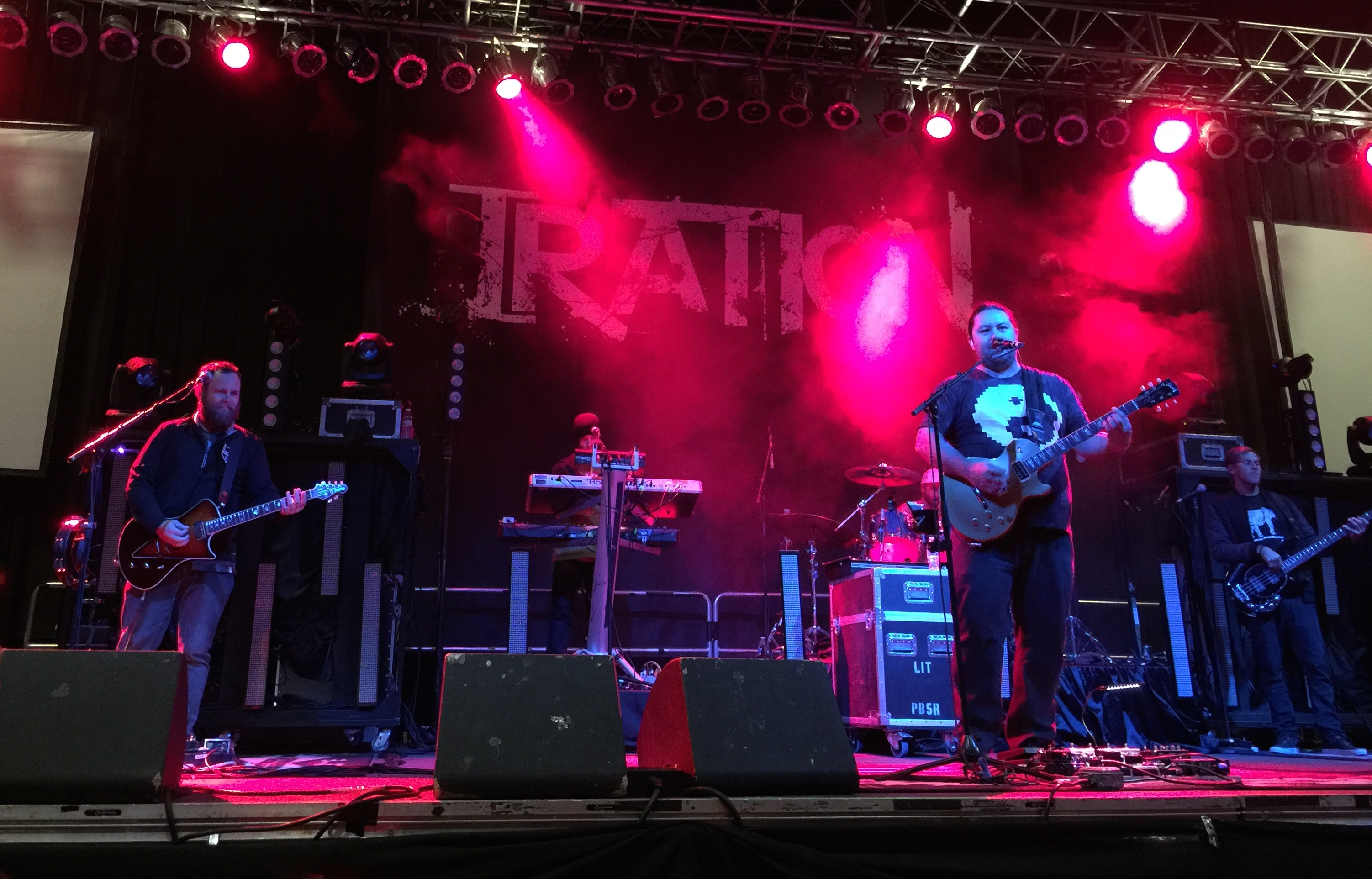 Iration – Tales From The Sea Tour Review VIP Experience