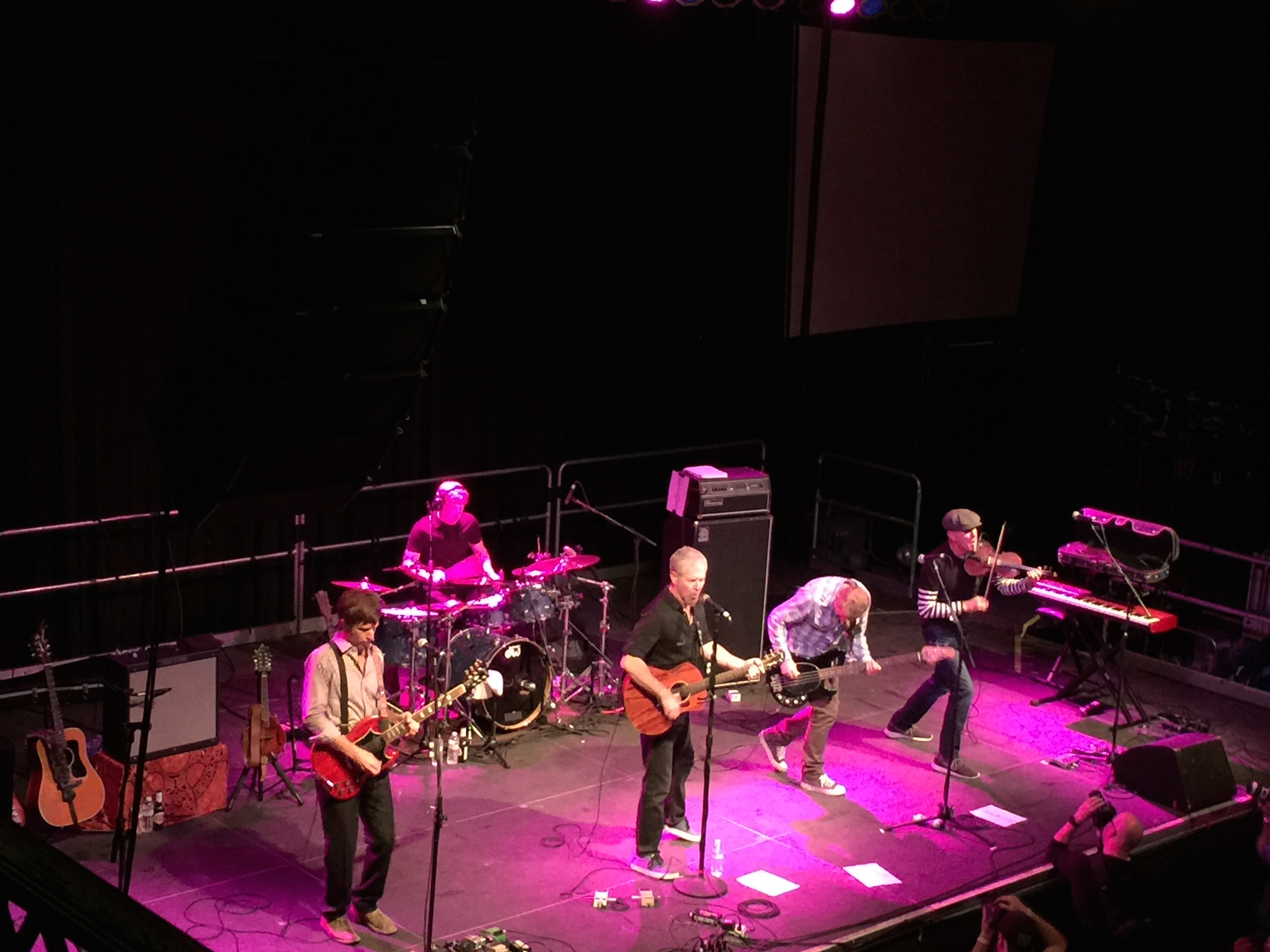 Young Dubliners Tour Review