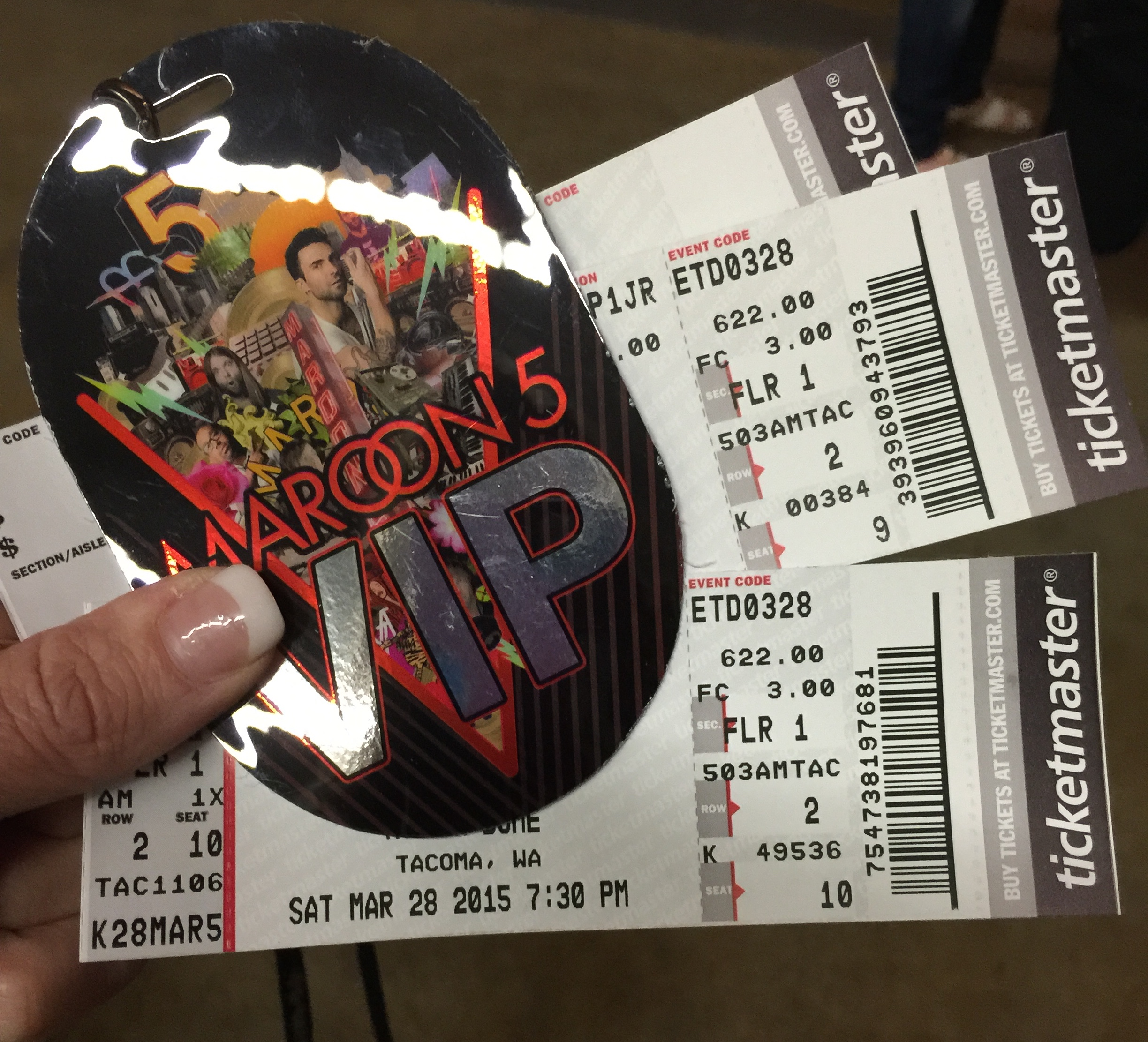 Maroon  V Tour Review